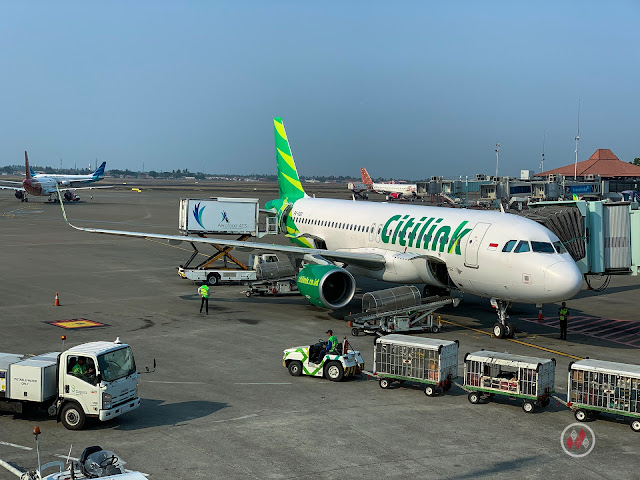 citilink SHIA Railink 蘇加諾・哈達機場鐵路 - Soekarno-Hatta Airport Train / KAI Bandara