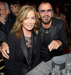 Gianni Gregorini's mom Barbara with her husband Ringo