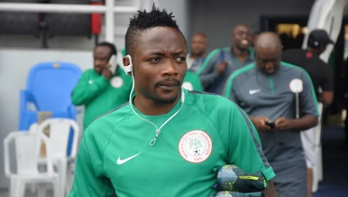 Super Eagles Star Ahmed Musa Is Now Without A Club (See Why)