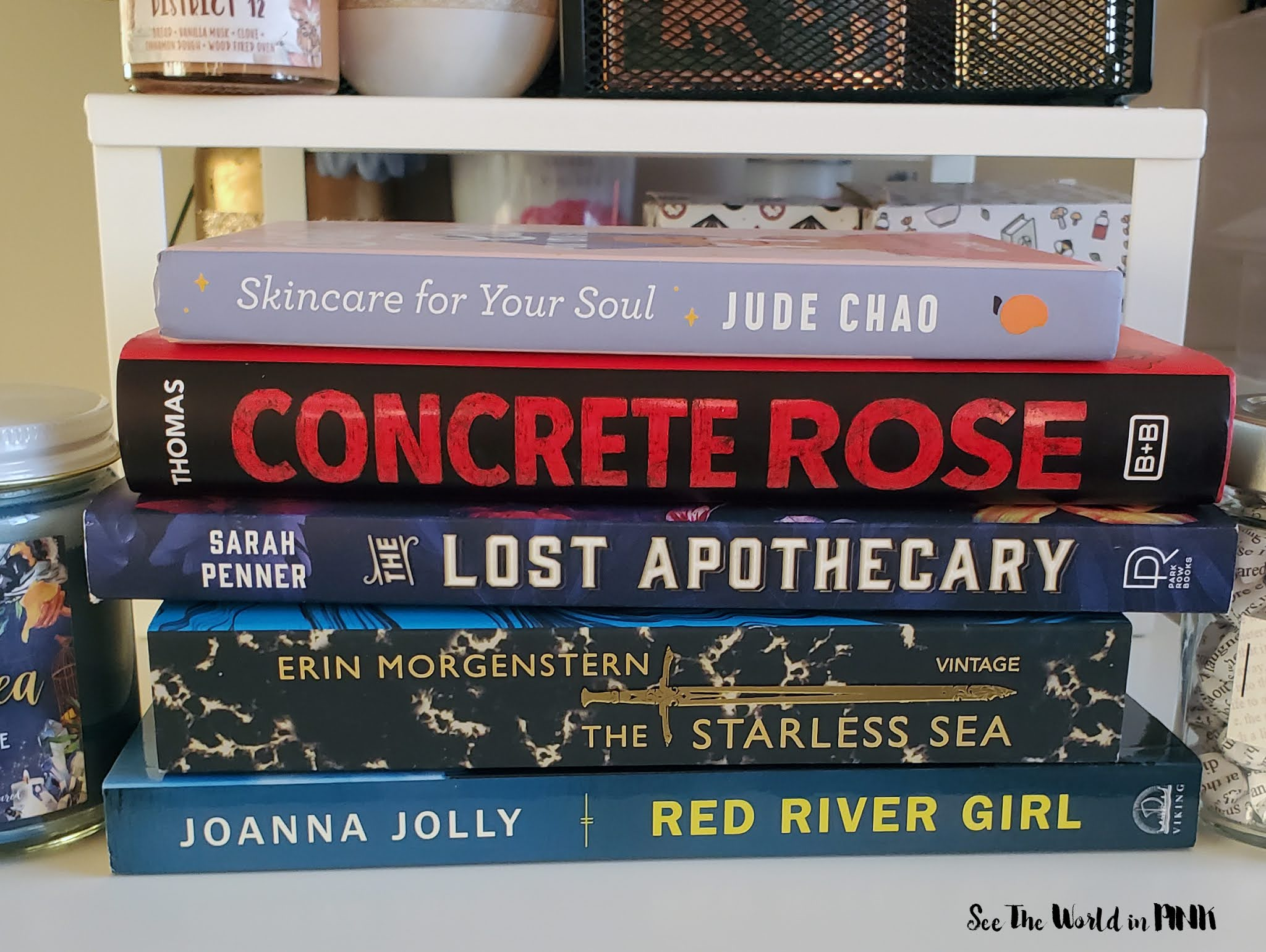 Quarterly Reading Wrap-up - January to March 2021