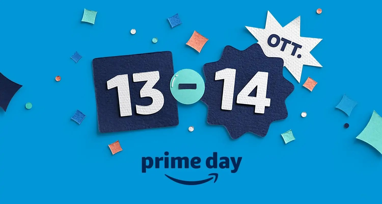 Sconti ed offerte irripetibili per Amazon Prime Day 2020