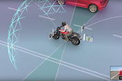 Use This Technology, Motorcyclists Can Be Avoided from Collision