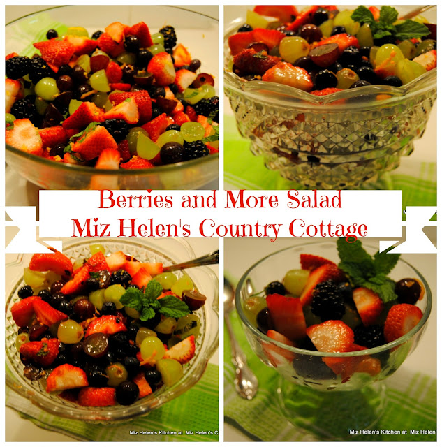 Berries and More Salad at Miz Helen's Country Cottage
