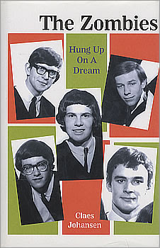 The_Zombies_Hung_Up_On_A_Dream,BOOK,Claes_Johansen,psychedelic-rocknroll,front title=