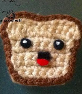 http://www.craftsy.com/pattern/crocheting/other/toasted-bread-slice-appliqu-/89375