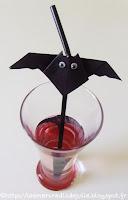 http://lesmercredisdejulie.blogspot.fr/2013/10/origami-paille-chauve-souris-pour.html