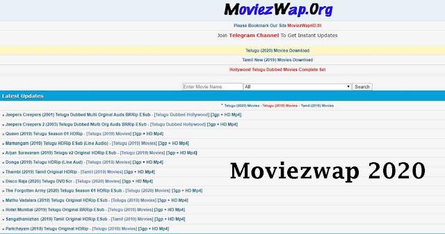 Moviezwap 2020 - HD Bollywood Telugu Movies Download Moviez wap