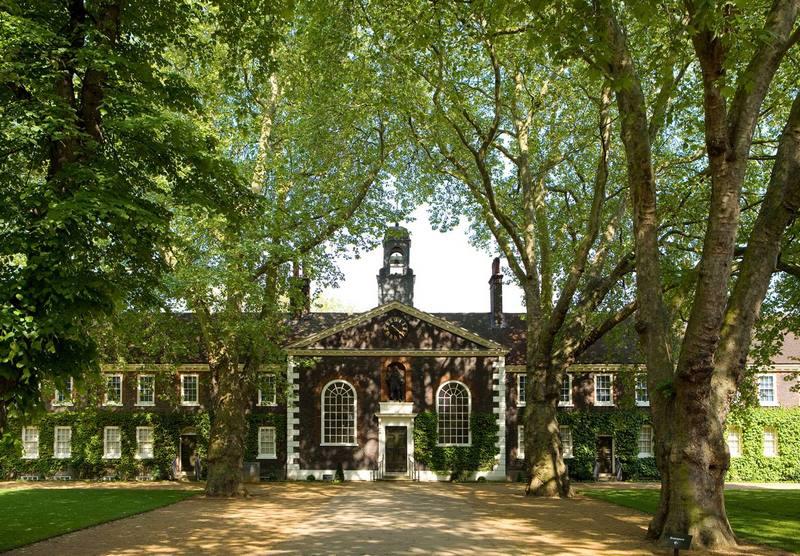 Jardines Geffrye Museum Gardens, museo del hogar en Londres