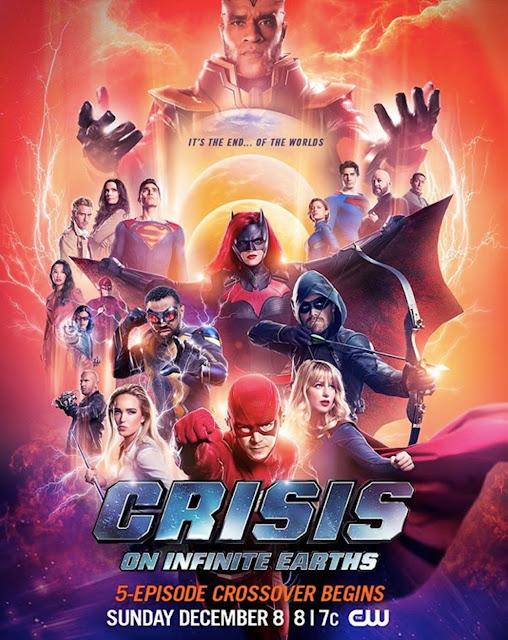 Crisis on Infinite Earths (2019-) ταινιες online seires xrysoi greek subs
