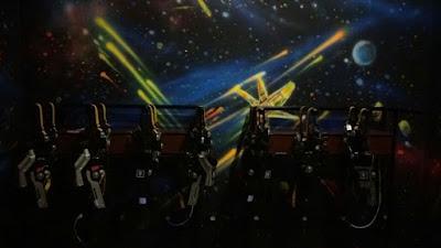 ruang perang laser skyworld tmii