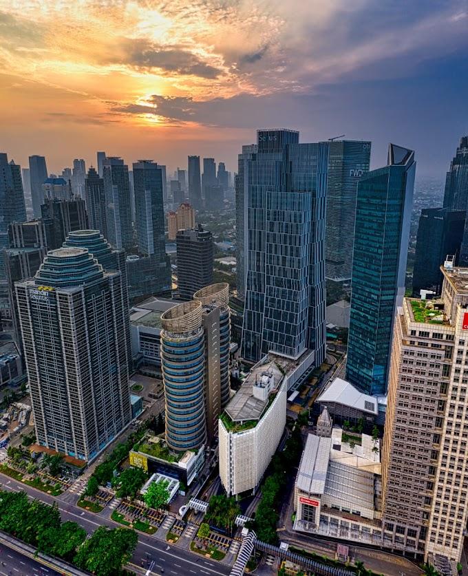 Status Indonesia Naik Kelas, jadi Upper Middle Income Country