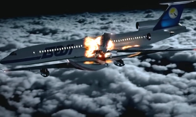 2002 Uberlingen mid-air collision -  What Happened When Two Airplanes Collided At An Altitude Of 35,000 Feet