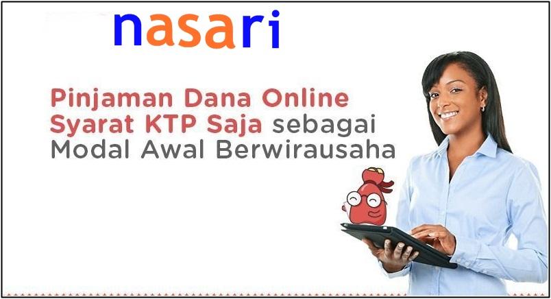 Pt Ksp Nasari Online Pinjaman Uang Jaminan E Ktp Kk Buku Rekening Tabungan Melalui Online Seluruh Indonesia