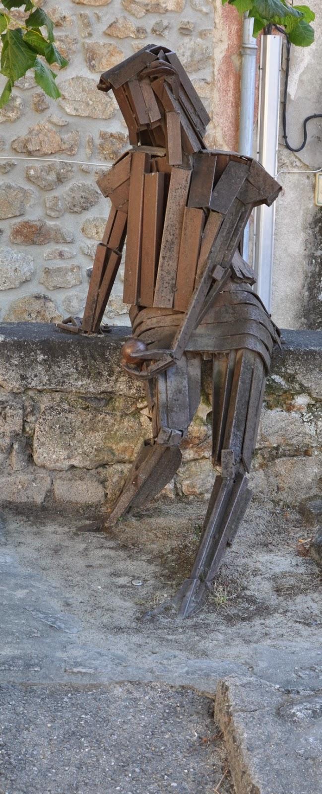 Statue d'Antraigues