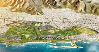 Το σχέδιο για το πάρκο 2.000 στρεμμάτων στο Ελληνικό