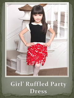 http://www.redheart.com/free-patterns/girl%E2%80%99s-ruffled-party-dress