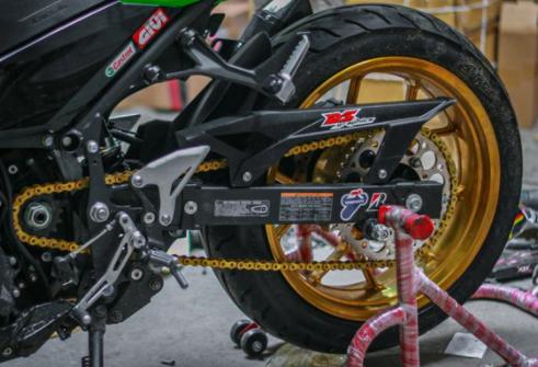 Begini Cara Merawat Gear dan Rantai Sepeda Motor