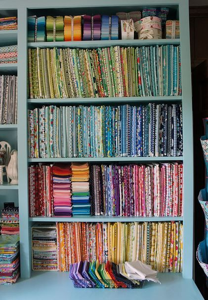 How to Care for Your Fabric Stash