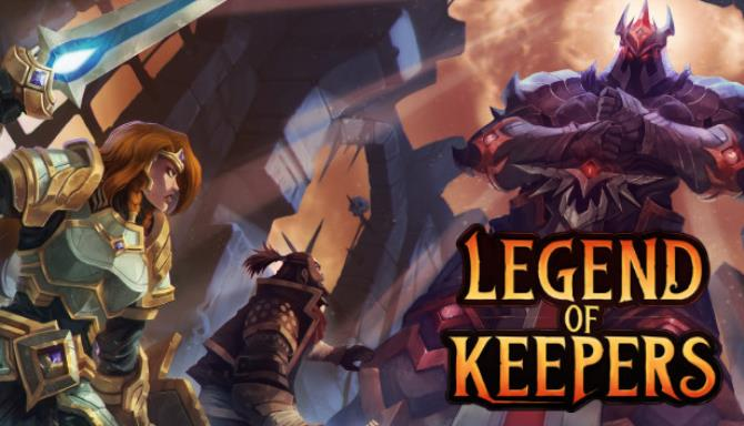 تحميل لعبة Legend of Keepers: Career of a Dungeon Master مجانا