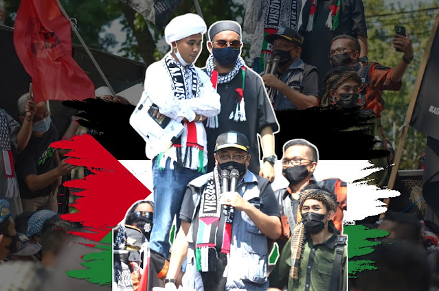 Pemprov NTB nyatakan dukungan pada Palestina