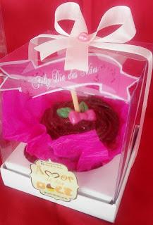 cupcake amor de dar doce