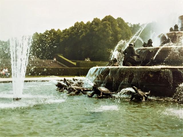 Brunnen in Kössen