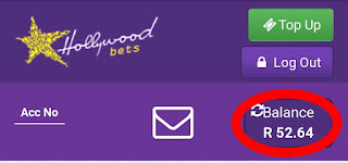 Zapper - Hollywoodbets - How to Deposit - Step 11