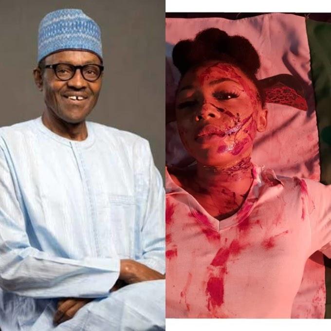 IFU ENNADA SAID BUHARI IS TOO LAZY TO RULE NIGERIA.