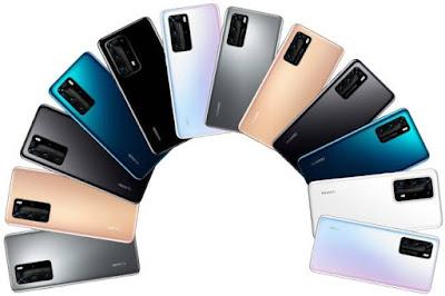 مسربة Huawei P40