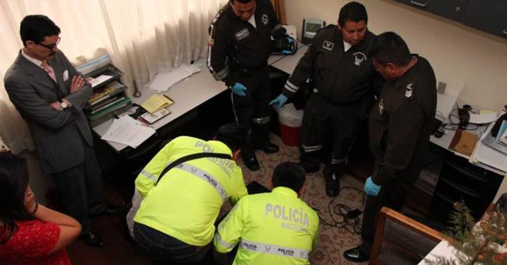 William Roberto G arrestado en caso de violación de datos en Ecuador