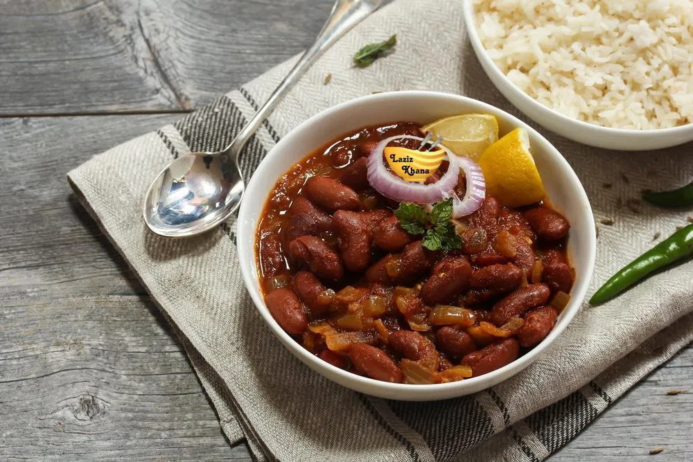 Punjabi Rajma Recipe in Hindi
