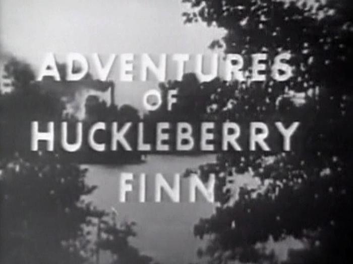 Ver película Online Las aventuras de Huckleberry Finn - 1955