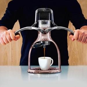 máquina de espresso ideal