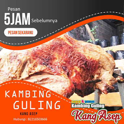 Bakar Kambing Guling di Kota Bandung,kambing guling bandung,kambing guling,