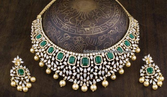 Diamond Solitaire Necklaces