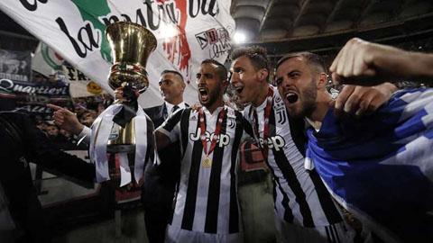 Chức vô địch thuộc về Juventus.
