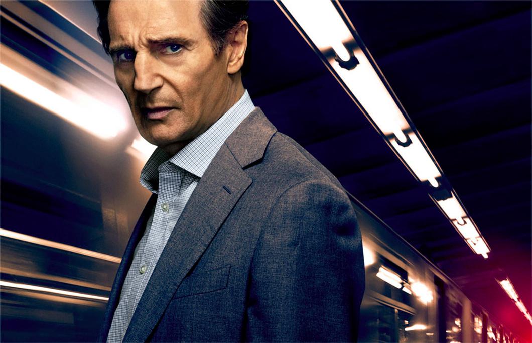 Filme O Passageiro, com Liam Neeson e Vera Farmiga, vem recheado de tensão, mas não deixa de ser esquecível