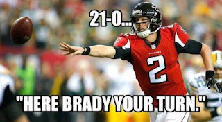 "21-0 ""here brady your turn."""