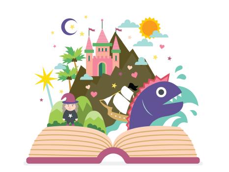 Dicas    Leituras indicada para Crianças