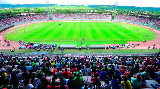 La Selección de Bolivia en Yacuiba: poca expectativa y boletos caros