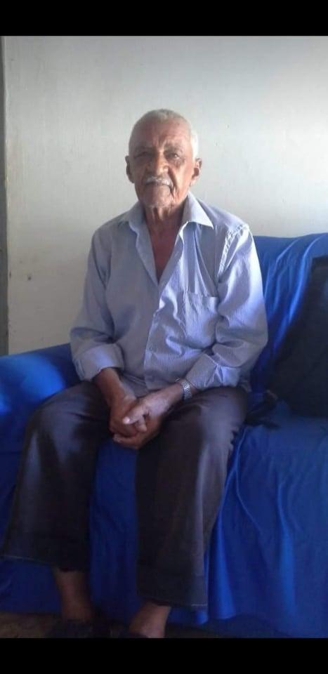 """PERDA: Aposentado """"Né Barbosa"""", ex-morador da Alta Vista em Elesbão Veloso falece aos 89 anos."""