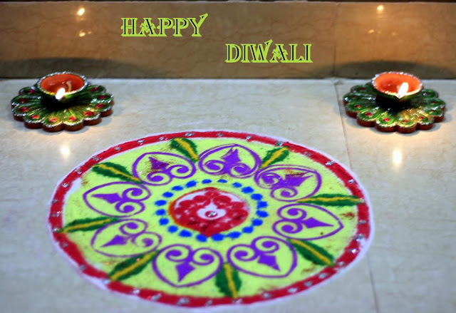 our world tuesday, diwali, deepavali, festival of lights, rangoli, lamps, celebration,
