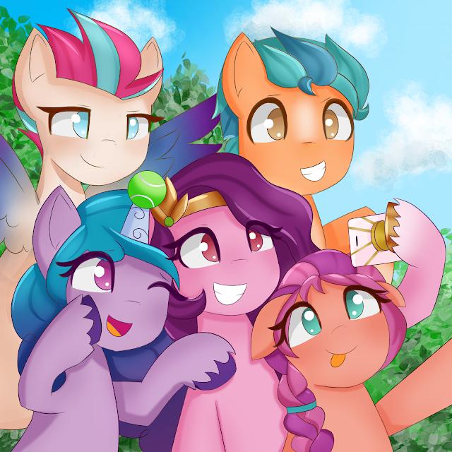 My Little Pony Movie Generation 5 Header Author Calpain