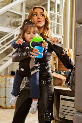 Jessica Alba - Spy Kids 4 Movie
