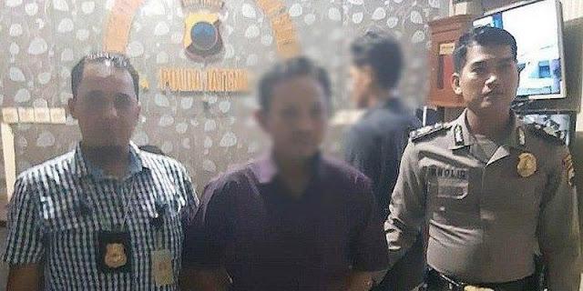 Dituduh Fitnah Jokowi, Caleg Gerindra Ditangkap