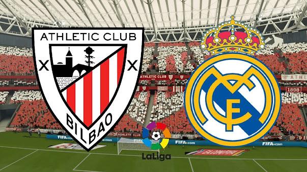 تشكيل ريال مدريد المتوقع أمام أتلتيك بلباو اليوم في الدوري الإسباني