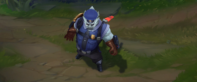 Patch Note 10.11 PBE : TENTATIVE BALANCE CHANGES & CONTINUED VOLIBEAR TESTING 9