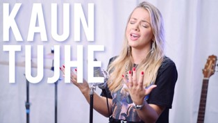 KAUN TUJHE (Cover) Lyrics - Emma Heesters