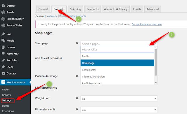 Tutorial WooCommerce Cara Menampilkan Produk di Page Halaman Tertentu