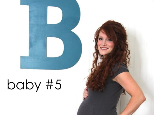 pregnancy update: 34 weeks, baby #5
